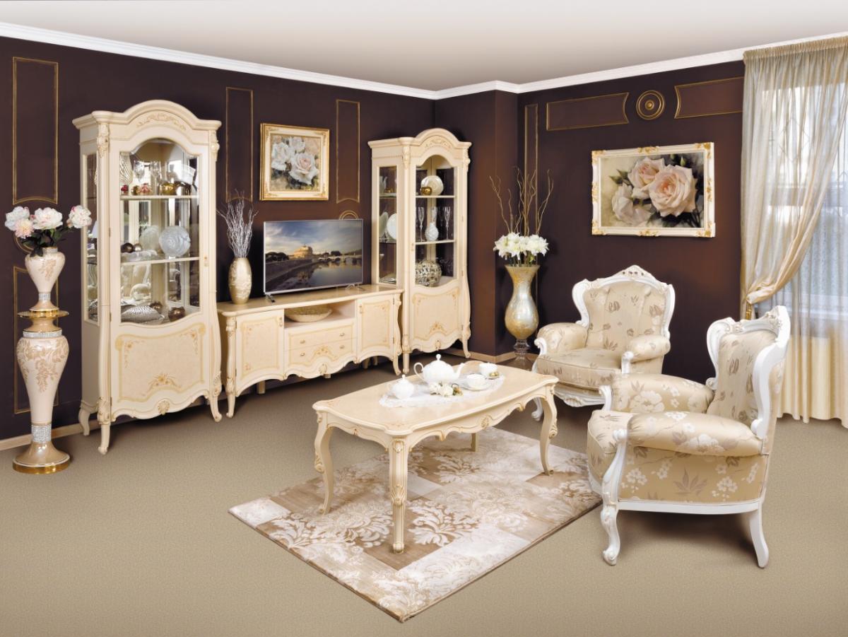 Гостиная В Классическом Стиле Мебель В Москве