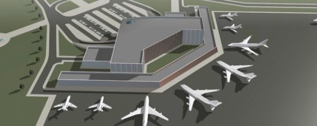 Омский аэропорт построят по особой экономической модели