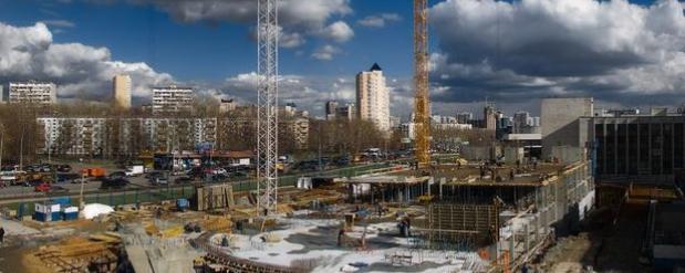 Микрорайон эконом-класса выстроят в Омске к 2017 году