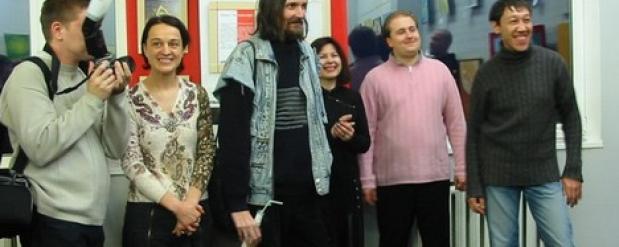 В Омске простятся с художником Евгением Вигилянским
