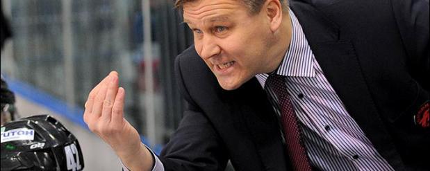 Сумманена уволили с поста главного тренера «Авангарда»