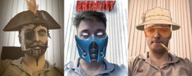 """В социальной сети """"ВКонтакте"""" появился инструмент для создания виртуальных масок"""