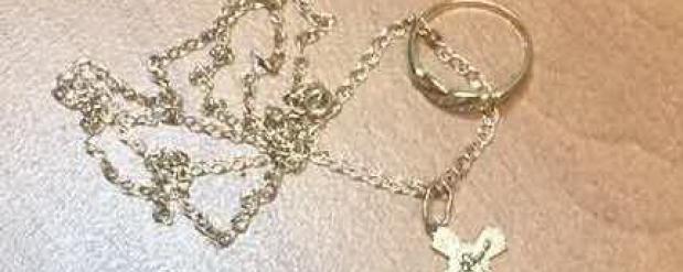 В Омске грабитель выбросил украденную сумку, в которой были серебро и золото