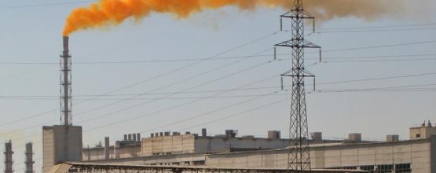 В Омске произошли выбросы вещества, которое вызывает кислотные дожди