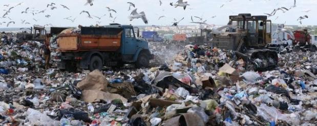 В Минстрое рассказали, куда будет отправляться мусор из Омска