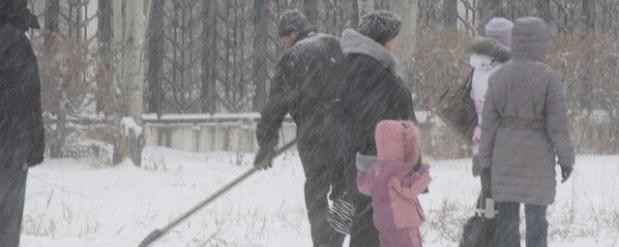 Омские школьники из-за морозов получили внеплановые каникулы