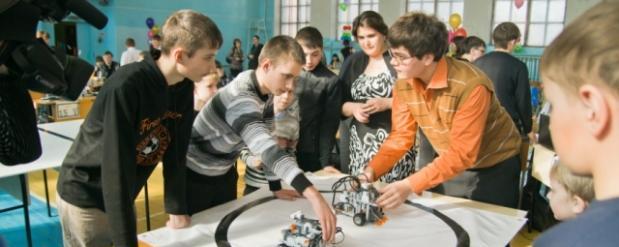 В Омске собираются открыть детский технопарк с роботами за 30 миллионов рублей
