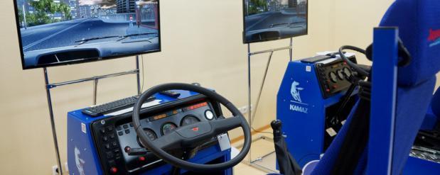 В Омске открылся уникальный центр подготовки водителей