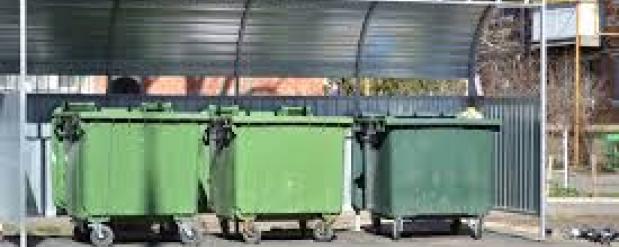 В Омске появилось 500 мусорных контейнеров
